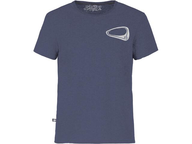 E9 Plash T-Shirt Men, azul
